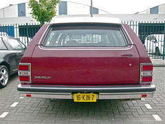 1984 CHEVROLET Caprice Classic Wagon (ClassicsOnTheStreet) Tags: classic chevrolet station amsterdam vintage wagon gm estate v 80s 1984 streetphoto spotted lpg veteran 1980s import streetview redcar caprice noord imported 2014 youngtimer amsterdamnoord klassieker gespot 8cylinder stationwagen straatfoto carspot 8cilinder metaalbewerkersweg ingevoerd 16kjn7