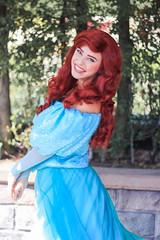 Ariel (looseey) Tags: ariel disneyland thelittlemermaid facecharacter
