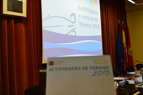 Presentación UNIMAR-CMN edición 2015 15