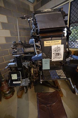 Model 48 Linotype