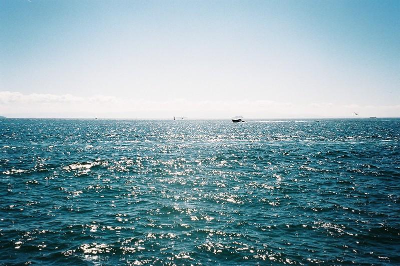 Marmara Denizi.