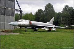 Tupolev Tu-128 (Pavel Vanka) Tags: museum russia airforce fiddler interceptor tupolev monino russianairforce tu128