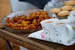 Snacks and Tea at OlandEstate, Coonoor (AlphaCoorg) Tags: holiday tea getaway snacks coonoor olandestate teatimewithnature