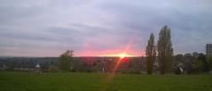 Panoramic Sunset In Seacroft Leeds. No (02) West Yorkshire , England , UK (CT Photography (UK)) Tags: city uk sunset england panorama west beautiful amazing cityscape yorkshire horizon great leeds cityscapes sunsets panoramic westyorkshire horizons ls14 gipton leeds14 columbiantony columbiantonyleeds