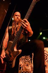 Chris Kael of Five Finger Death Punch (teddiestaylor) Tags: chris death five finger punch kael