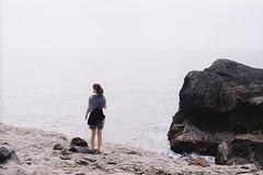 (Chen Yen-Chi) Tags: portrait beach forest taiwan olympus om hualien  om1