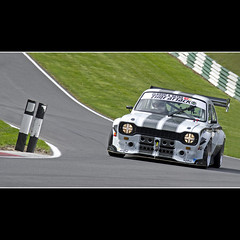 #39 (chris.selby) Tags: park ford time live attack retro lincolnshire lloyd modified wright v8 escort cadwell mk1 rsr