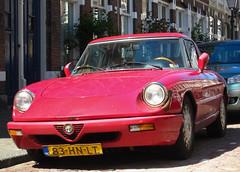 1991 Alfa Romeo Spider 2.0 (rvandermaar) Tags: spider alfa romeo 1991 20 alfaromeo alfaspider alfaromeospider sidecode6 83hnlt