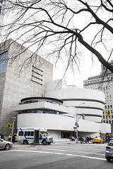 Museu Guggenheim NY (Geise Architecture) Tags: nyc ny newyork arquitetura museum architecture arquitectura museu icon muse franklloydwright guggenheim museo uppereastside novaiorque novayork cone