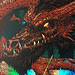 "SMAUG FOIL head only • <a style=""font-size:0.8em;"" href=""http://www.flickr.com/photos/75435172@N00/27654626774/"" target=""_blank"">View on Flickr</a>"