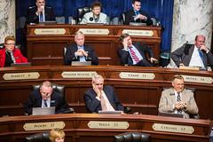 Politics as Usual -- Boise, ID (Thomas Hawk) Tags: usa unitedstates unitedstatesofamerica politics idaho boise politicians idahostatecapital johnetourtellotte charleshummel