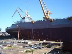 DSC00674 (stage3systems) Tags: shipbuilding dsme teekay rasgas