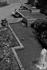 City-Geometry. (janhartmannfotografie) Tags: 19072016 20 2016 50 50aa 50mm apo aposummicronm asph adam bw bayreuth black blackwhite blackandwhite cron deutschland germany hartmann jan janhartmannfotografie leica leicammonochrom m9m mm mm1 marelli messsucher mono monochrom objektiv open photography prime rangefinder schwarz schwarzweis street summicron summicronm symmetry weis white wide workshop camera composition f20 geometry juli kamera lens light shadow