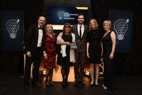 2016 Herald Higher Education Awards -JS. Photo by Jamie Simpson