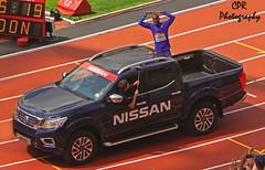 Do the Mobot (Chris R82) Tags: mo farrah mofarrah mobot anniversarygames london olympicpark nissan summer athletics iaaf