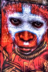 Face (Tryppyhead) Tags: summer england london britain paintshoppro hdr spitalfields eastend topaz eastlondon 2016 photomatixpro4 nikond7200