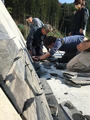 (namiitalab) Tags: stone workshop  tohoku namiita