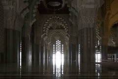 Hassan II mosque - Casablanca - Morocco (wietsej) Tags: lens zoom sony wideangle mosque morocco ii casablanca hassan alpha f4 archtecture 1018mm nex7