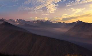 ridge cloudy