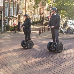 2015-10-02_Amsterdam_3496 (alpdanilov) Tags: street holland netherlands amsterdam transport segway vehicle