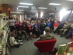 History talk - Gerard Leahy (Riverina Regional Library) Tags: library bland