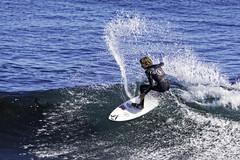Santa Cruz Surfing (punahou77) Tags: santacruz surfing surfer surf ocean pacificocean california nikond7100 stevejordan punahou77 water beach