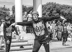 3 parklife (lightandform) Tags: life park people dance crowd voice entertainers