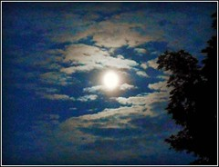 Moonlight... (** Janets Photos **) Tags: uk clouds moonlight