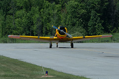 pl30juin16harvard19 (lanpie012000) Tags: gatineau ynd cynd airshow northamericanhavard4 ncx811b