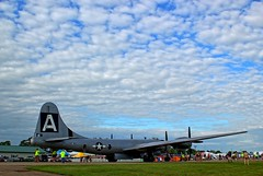 B-29 Fifi (Ray Cunningham) Tags: eaa eaa2016 experimental aircraft association oshkosh wisconsin airventure united states airshow flyin flying b29 fifi
