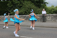 Wareham, July 2016, IMG_3761_small_F (Paul Russell99) Tags: wareham carnival batons oldman wessexmajorettes majorettes dancers parade