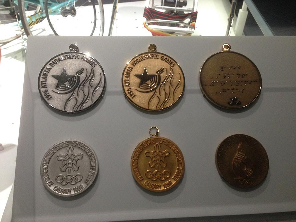 Museu Olímpico em Lausanne 17