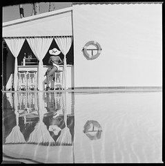 swimming pool by Radoslaw Pujan -