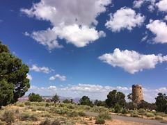 Desert View watchtower (KFiabane) Tags: desertview grandcanyon arizona watchtower