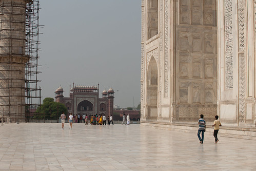 Agra 2016 - Taj Mahal - DSC07580.jpg