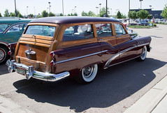 1953 Buick Station Wagon (coconv) Tags: car cars vintage auto automobile vehicles vehicle autos photo photos photograph photographs automobiles antique picture pictures image images collectible old collectors classic blart 1953 buick station wagon 53 woody special centruy maroon