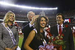 10-01-2016 Governor Bentley attends University of Alabama Homecoming Football Game