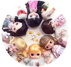 Love~ (k07doll) Tags: blythe blythecustom blythedoll bigeyes customblythe custom cubby sweet doll k07 k07doll