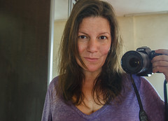 Like that first one (Melissa Maples) Tags: woman selfportrait reflection me turkey mirror nikon asia photographer trkiye melissa antalya brunette nikkor maples vr afs  18200mm  f3556g  18200mmf3556g d5100