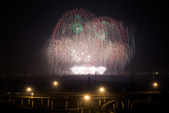 2015/04/18 - ( Free Cloud) Tags: fireworks taichung matsu  dajia    mazu   2015    b