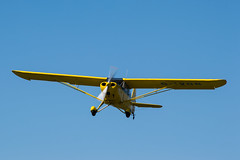 G-IVOR - Aeronca 11AC Chief - Bodmin Airfield, Cornwall (pgosling1979) Tags: grass cornwall aircraft aviation strip prop cessna airfield aeronca bodmin auster givor xn441 gbsto