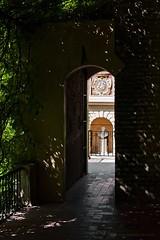 Rincones del Alczar de Sevilla (Javier Martinez de la Ossa) Tags: espaa sevilla andaluca spain seville espagne realesalcazares alcazardesevilla nikond700 javiermartinezdelaossa