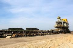 open-cast mining coal  img_9066_result (Thomas Rossi Rassloff) Tags: deutschland energy energie mining coal brandenburg strom tagebau elektrizität braunkohle riese diese vattenfall germane welzow welzow–süd