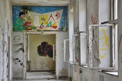 (Farlakes) Tags: abandoned mural decay soviet ddr former farlakes
