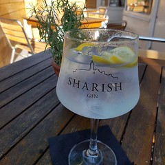 It's #gin O'clock! #ginandtonic #summer #workisdone (lsdscuba) Tags: scuba lsd instagram ifttt
