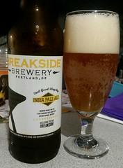 Breakside IPA (Pak T) Tags: portland oregon breaksidebrewery alcohol beerporn beverage drink untappd samsunggalaxys5 bottle ipa
