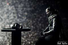 Kylo Ren (Sabrina Franzoni) Tags: star wars figure photography toys toy movie saga sad kylo ren force awakens despertar da fora darth vader grandfather destiny sith dark side adam driver san diego comic con sdcc 2016 exclusive hasbro