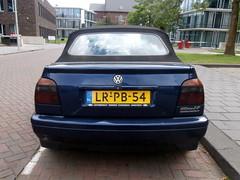 Volkswagen Golf 3 cabrio 1995 nr1998 (a.k.a. Ardy) Tags: car softtop lrpb54 lrpb5401