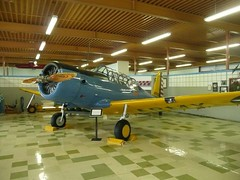 """Vultee BT-13 Valiant 1 • <a style=""""font-size:0.8em;"""" href=""""http://www.flickr.com/photos/81723459@N04/28140222073/"""" target=""""_blank"""">View on Flickr</a>"""