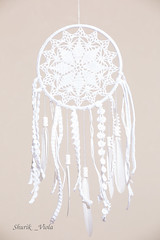 Dreamcatcher with lace (Shurik Viola) Tags: dentelle lace artisanat artisan amerindian attraperves americanindian amrindien anneau handmade handcrafted handwork white weddingdecor shurikviola spirituel spiritual ethnic ethnique dreamcatcher dreamcatchers dcoration decor cration creation craft crochet ring faitmain faitmaison feathers fantaisie gypsy beads boho bohme blanc yarn homedecor lumireartificielle inside intrieur objets laine perles plumes seedbeads ceramicbeads perlesenceramique perlesderocaille mariage
